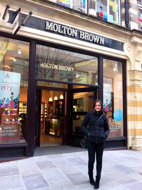 Molton Brown en Cardiff, Gales