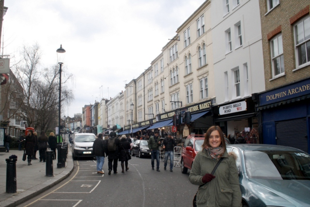 Portobello Road, Londres