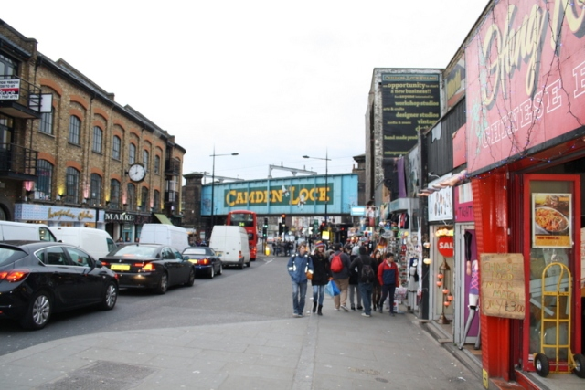 Camden Town, Londres