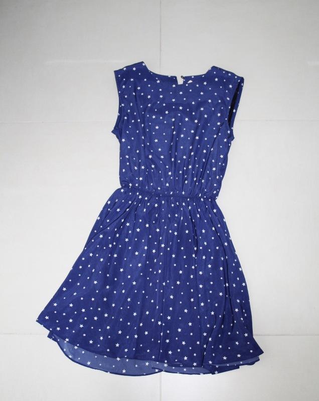 Compras en Londes, vivir con gusto, vivircongusto, appletree boutique, portobello road, look, fashion london, vestido estrellas, azul estrella