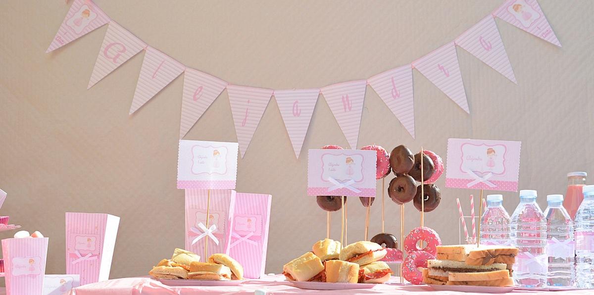 Ideas para el primer cumpleaños!